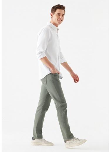 Mavi Marcus  Comfort Gabardin Pantolon Gri